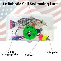 Large Size - Swimming Robotic Fishing Lure  Animated Swimbait - Electric Bait $25.50