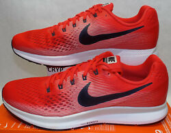 New Mens 15 NIKE Air Zoom Pegasus 34 Spped Red Shoes MSRP $120 880555 602 $59.99