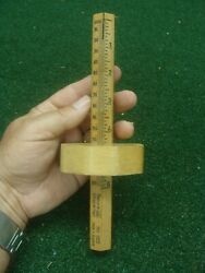 Vintage Rabone Chesterman #1925 Wooden Ruler Guage - SEE ALL PICS.