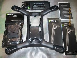 Genuine 3DR Solo Quadcopter Drone Replacement Body Shell Frame quot;NEWquot; $85.00