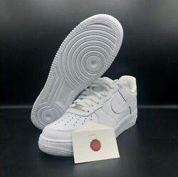 NIKE AIR FORCE 1 #x27;07 WHITE 315122 111 CW2288 111