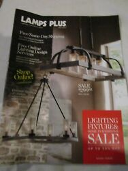Lamps Plus Catalog May 2020 Lighting Furniture amp; Decor Look Book Brand New $9.99