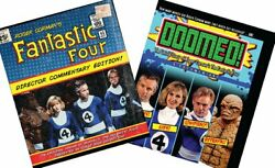 DOOMED FANTASTIC FOUR 94 Bundle Audio Commentary Edition BLU RAY *Free Ship* $20.75