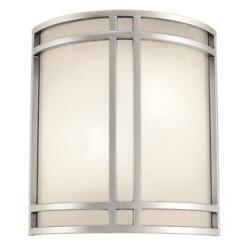 Artemis 2 Light Satin Wall Sconce by Access Lighting $79.98