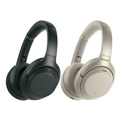 Sony WH-1000XM3 Wireless Noise-Canceling Over-Ear Headphones $239.99