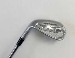 NEW LEFT HANDED TaylorMade P770 AW (Approach Wedge) Steel Dynamic Gold S300 Flex $39.99