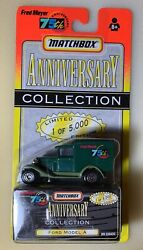 Matchbox Promo Fred Meyer 75th Anniversary1920#x27;s FORD MODEL A truck $6.00