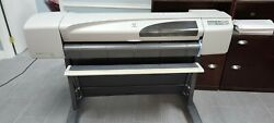 HP DesignJet 500 C7770B Large Format Plotter Printer $1000.00