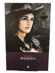 HOT TOYS PIRATES CARIBBEAN SIDESHOW EXCLUSIVE ANGELICA 1 6TH SCALE FIGURE MMS181 $349.98