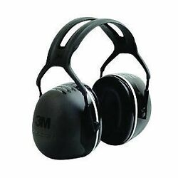 3M Peltor Black Model X5A37274AAD Over-The-Head Hearing Conservation Earmuff $427.90
