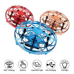 Mini Flying Ball Toy Drones with Infrared Sensor amp; 360° Rotating Gift for Kids $15.99