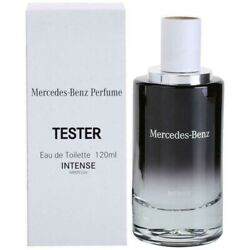 Mercedes Benz Intense Cologne by Mercedes Benz 4 oz EDT Spray for Men Tester $30.09