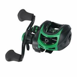 20 Ball Bearing Baitcasting Fishing Reel 9.1:1 Lure Fish Wheel Right-Hand BEST $25.48