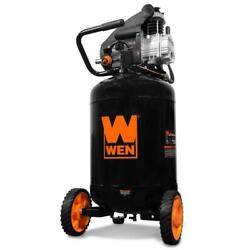 Wen 2202 20-Gallon Oil-Lubricated Portable Vertical Air Compressor $219.49