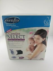 Evenflo Comfort Select Performance Automatic Cycling Breast Pump New Distressed $12.00