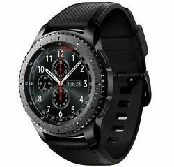 Samsung Gear S3 Frontier Smartwatch AT&T Verizon T-Mobile Bluetooth SM-R765 $169.89
