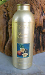 RARE! RETIRED Victoria's Secret ~EXOTIC BOUQUET~ 3 oz. Body Talc pre-owned $99.95
