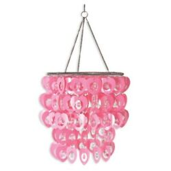 wall pops wpc96861 ready to hang bling chandelier cupid $31.00