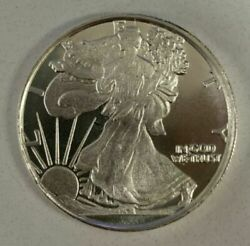 12 oz .999 Fine Silver Round - Highland Mint - Lady Liberty $22.00