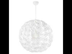 Ikea GRIMSAS Ceiling Pendant Lamp LARGE 32quot; 80 cm Decorative Floral White $100.00