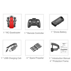 LF606 RC Drone Mini Drone 2.4G Speed Switching Headless Mode RC Quadcopter W5T2 $47.89