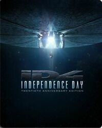 New! Independence Day - 20th Anniversary Edition (Blu-Ray + Digital HD) READ $11.98