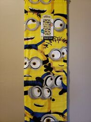 """Minions Rise Of The Gru All-Over Beach Towel 58"""" x 28""""NEW $16.99"""