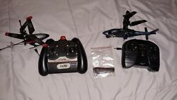 RC Helicopters and controller lot $20.00