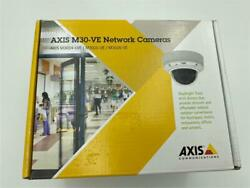 NEW AXIS Communications M3026-VE 0547-0001 Fixed Mini Dome Network Camera $399.99