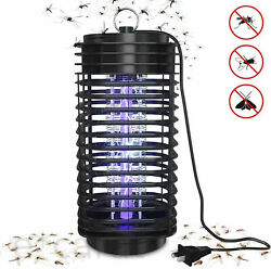 Electric Mosquito Insect Killer Zapper LED Light Fly Bug Trap Pest Control Lamp $19.99