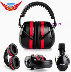 Protection Hearing Ear Muffs Shooting Noise Reduction Safety Hunt Sports Earmuff $17.38