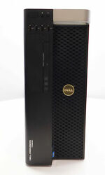 Dell Precision T3600 Xeon E5-1603 2.80GHz Quad Core 32GB RAM 2TB HDD Win 10 Pro