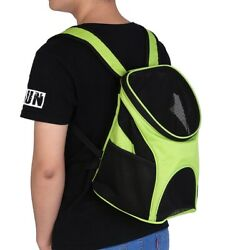 Pet Carrier Airline Approved Pet Backpack Dog Cat Puppy for Travel Outdoor Use $12.75