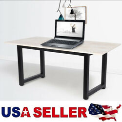 Simple Style Steel Desk Table Furniture Legs Bracket Accessories for Home Office $59.99