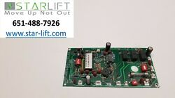 Bruno SRE-1550 Stairlift Circuit Board Parts #411 Free Shipping $450.00