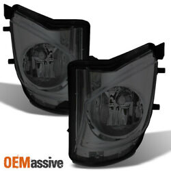 Fits 2006 2007 2008 2009 2010 Lexus IS250 IS350 Smoked Fog Lights Bumper Lamps $56.96