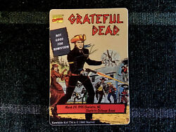 Grateful Dead Backstage Pass 3241995 Charlotte NC - Rawhide Kid Marvel Comi