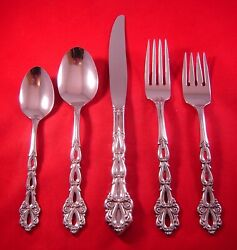Oneida Chandelier Stainless Glossy Flatware Your Choice NEW Community $18.99