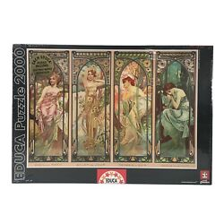 Educa Puzzle 2000 The Times Of The Day $69.99