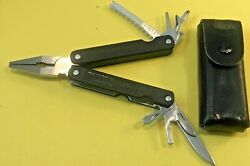 Mini Utility Multitool with Knife amp; Pliers ORIGINAL FROM CHEVY TRUCKS TOOL SET $16.09