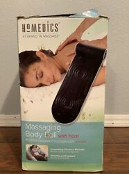 HoMedics Messaging Body Roll With Heat $19.99