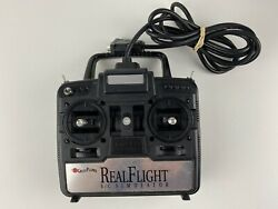 Great Planes Real Flight R C Simulator Futaba Serial Port Controller Only $29.99