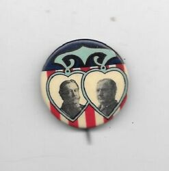1 1 4quot; Commercial Travelers For Taft picture pinback button pin **scarce**