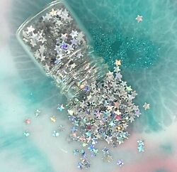 6 Mix Color DIY Micro Beads Nail caviar and Glitter Dash Manicure Decoration $3.50