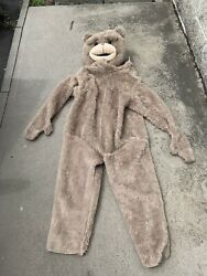 Ted The Movie Teddy Bear Costume Adult One Size Fits Most Halloween Mascot $75.00