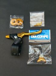 Lot of Gold BMX Bike Brake Parts Dia-Compe Tech-77 Washers Mid Old School $38.95