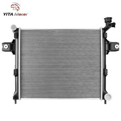 YITAMOTOR 2839 Radiator For 2006-2010 Jeep Commander Grand Cherokee 3.7 4.7 6.1L $69.99