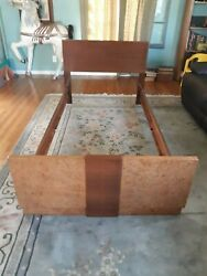 Gilbert Rohde for Herman Miller twin size bed frame $1500.00