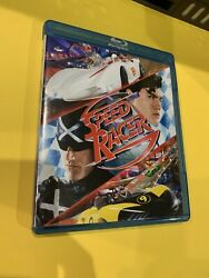 Speed Racer (Blu-ray Disc 2008 3-Disc Set) $4.80