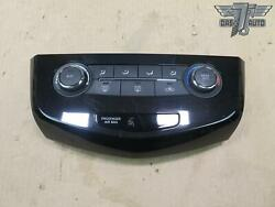 14 16 NISSAN ROGUE A C HEATER TEMPERATURE CLIMATE CONTROL SWITCH PANEL OEM $43.48
